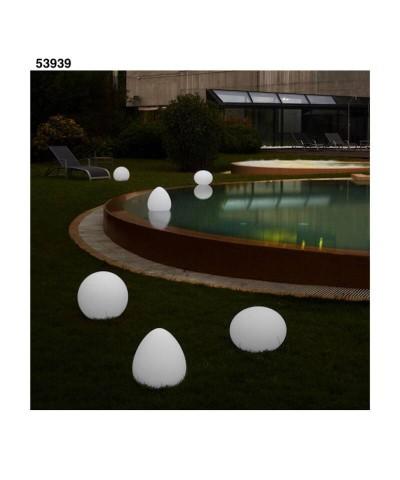 Swimming pool Oval floating lamp VEGA Starlight 350mm x 270mm - 53939 AstralPool - 1