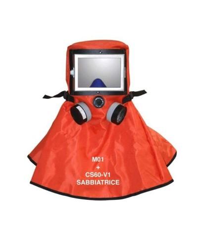 Free jet sandblasting machine - maximum pressure 8 bar - 60 Litres LordsWorld - Sabbiatrici E Accessori - 2