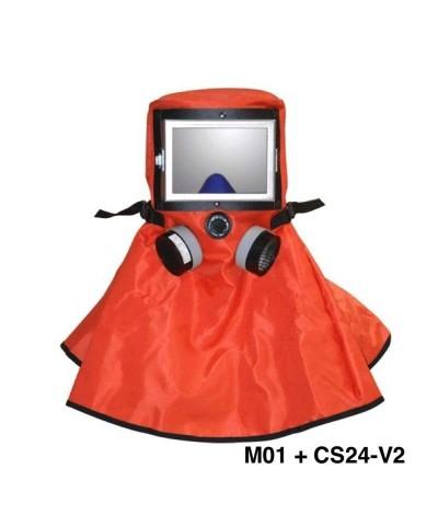 Arenadora de chorro libre - presión máxima 7 bar - 24 litros LordsWorld - Sabbiatrici E Accessori - 2
