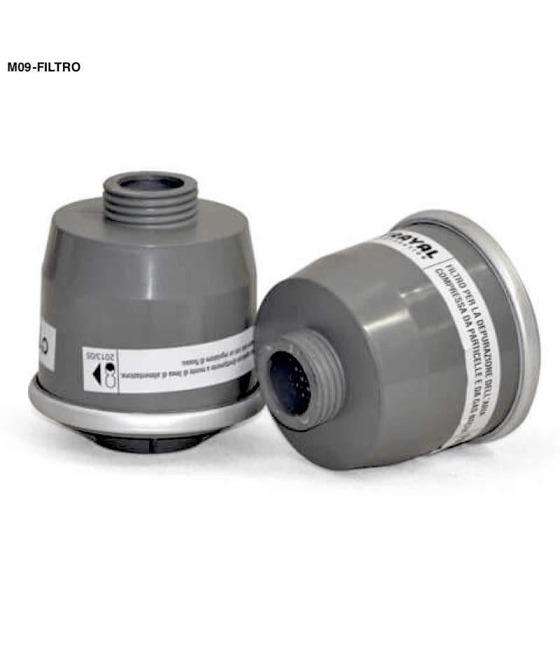 Set di filtri antipolvere per casco protettivo da sabbiatura M03 LordsWorld - Sabbiatrici E Accessori - 1