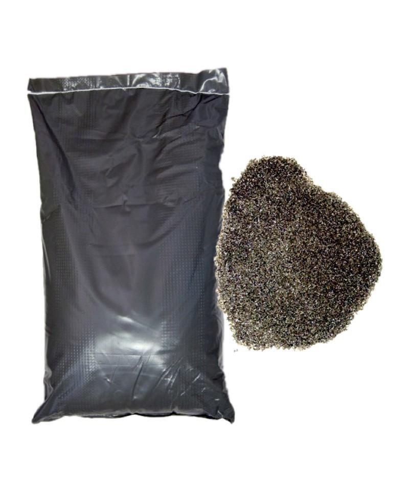 0,2 - 0,8Mm POLEN sable abrasif pour sablage 25 kg-1.