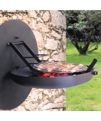 Piedra de lava 25 - 56Mm - barbacoa - sauna - decoración acuario 15kg LordsWorld - Barbecue - 2