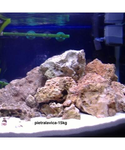15kg Pierre de lave pour barbecue, sauna et décoration aquarium-4.
