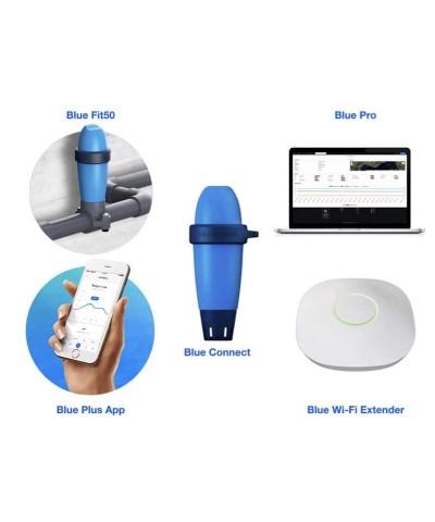 Blue Connect Plus - Intelligenter Poolwasseranalysator - Gold-Version AstralPool - 4