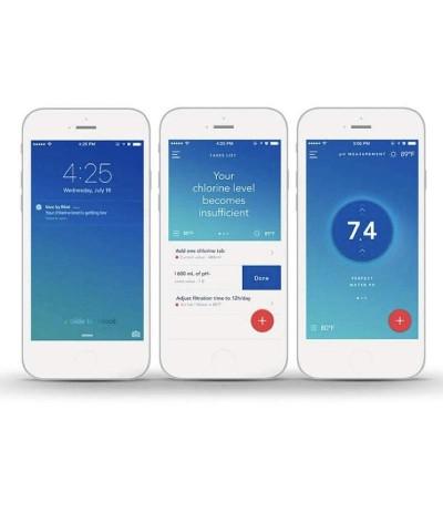 Blue Connect Plus - Intelligenter Poolwasseranalysator - Gold-Version AstralPool - 5