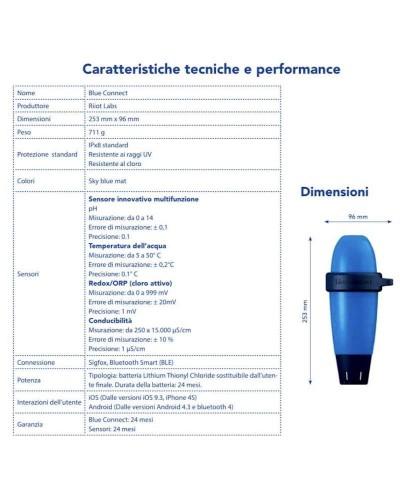 Blue connect plus - Analizzatore intelligente piscina - Versione Gold AstralPool - 8