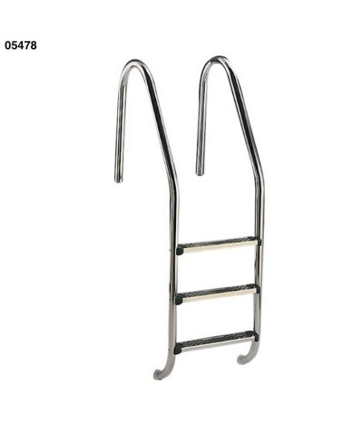 05478 LADDER 4 Steps standard model for swimming pool-1.