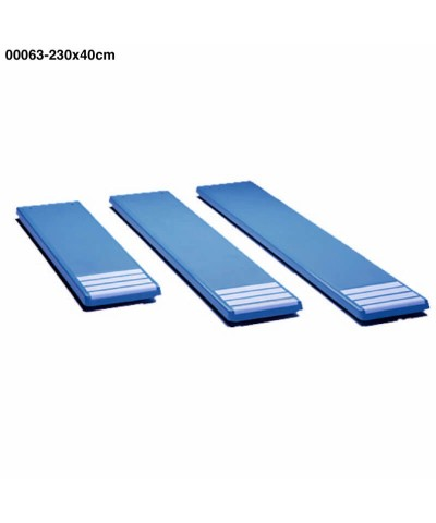 Table trampoline de piscine en résine polyester 230 x 40cm - 00063 AstralPool - 1