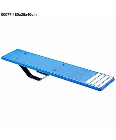 Table de trampoline de piscine - modèle arbalète 180 x 25 x 40cm 00077 AstralPool - 1