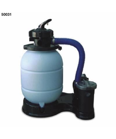 Sand filter Monobloc SAMOA 0,30 Hp for swimming pool - 50031