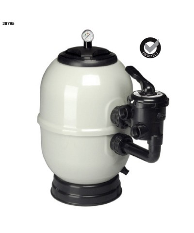 28795 Underground compact KEOPS 0,75Hp filter Ø500-2.