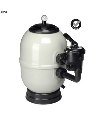 Kompaktes unterirdisches 0,75 PS Filtersystem KEOPS für Pools 28795 AstralPool - 2