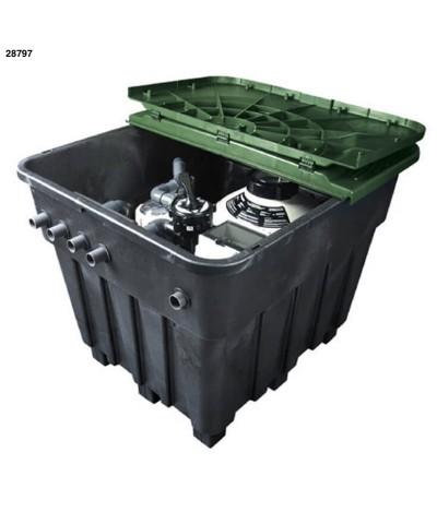 Sistema filtración subterránea de piscinas 1Hp KEOPS compact 28797 AstralPool - 1