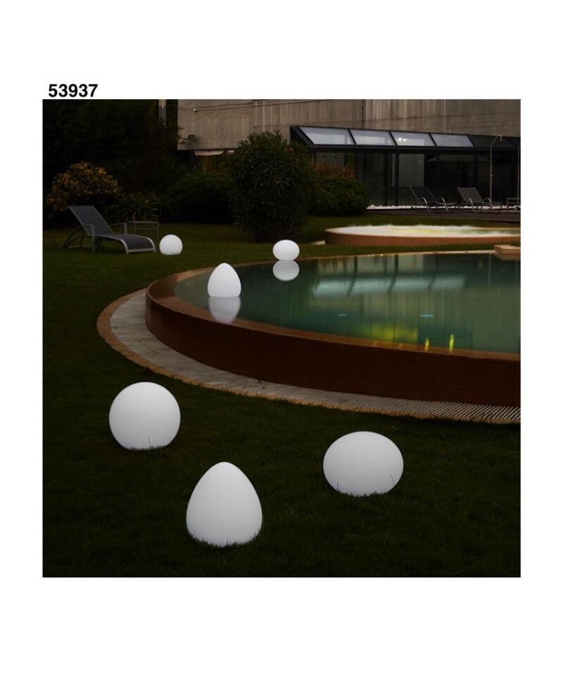 Lampada per piscina ovale galleggiante Starlight 290mm x 320mm - 53937 AstralPool - 1