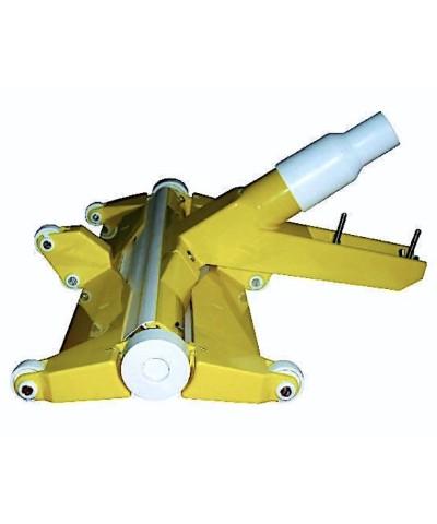 14899 FAIRLOCKS mud vacuum cleaner swivelled with wheels AstralPool - 2