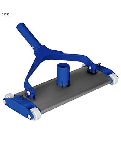 01355 Staubsauger in extrudierter anodisiertem Aluminium für Pool