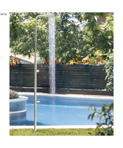 52718 ANGEL Swimming pool shower with foot washer-5.