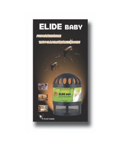 ELIDE BABY Natural photocatalytic trap for mosquitoes GMR TRADING - 2