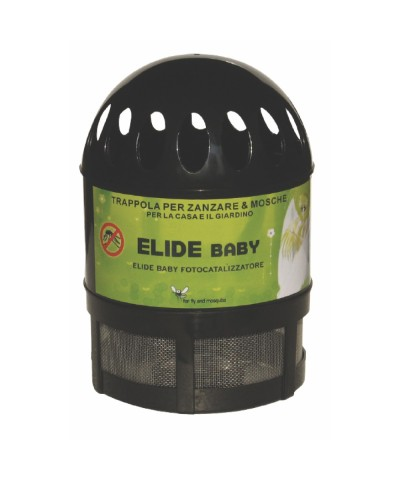 ELIDE BABY Natural photocatalytic trap for mosquitoes GMR TRADING - 1