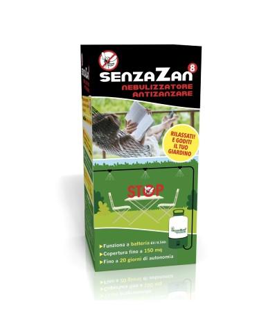 Nebulizador SENZAZAN - repelente de mosquitos - para espacios abiertos GMR TRADING - 2