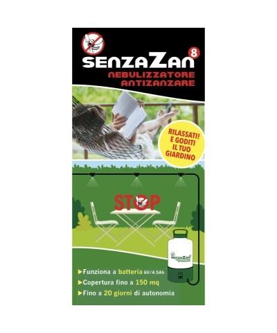 Nebulizador SENZAZAN - repelente de mosquitos - para espacios abiertos GMR TRADING - 3