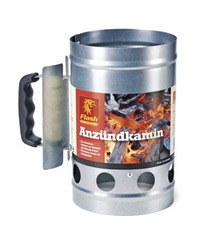 Vulcano iluminación de carbón - accesorios para barbacoa FLASH - 1