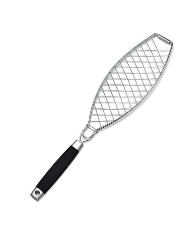 Barbecue fish grill Steel - Classic barbecue accessories FLASH - 1