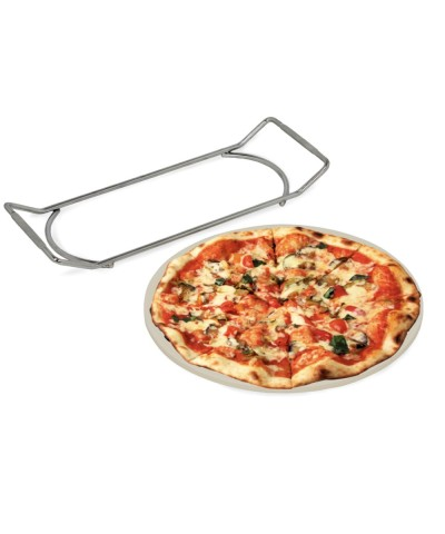 Ceramic stone for pizza - Barbecue accessories FLASH - 2