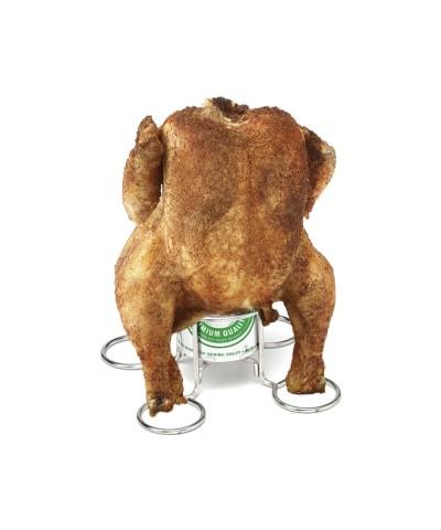 Soporte para pollo BBQ - accesorios para barbacoa FLASH - 2