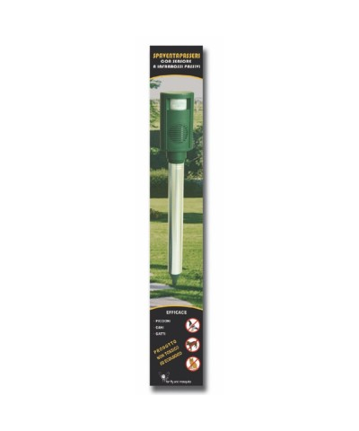 Ultrasonic scarecrow - Keeps animals away from gardens GMR TRADING - 1