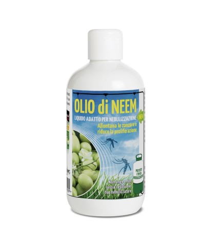 Natural Neem repellent oil for mosquito nebulizer GMR TRADING - 1