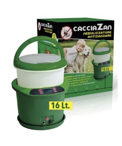 Nebulizador CACCIAZAN - anti-mosquitos - Para espacios abiertos GMR TRADING - 2