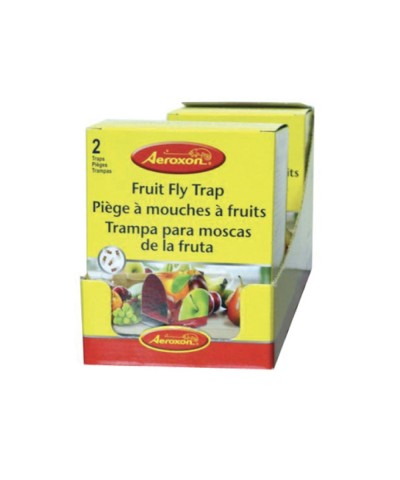 Fruit gnats trap - fly and insect eliminators AEROXON - 1