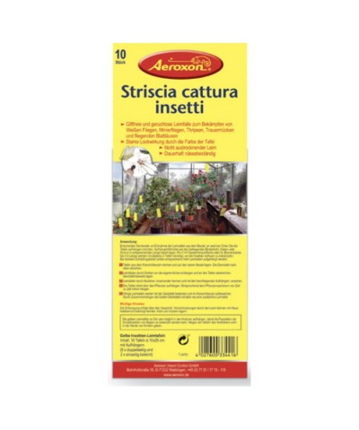 12 Pieces Insect Capture Strips AEROXON - 1