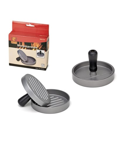 Pestino per burger - Accessori per barbecue - Diametro 12 cm FLASH - 1