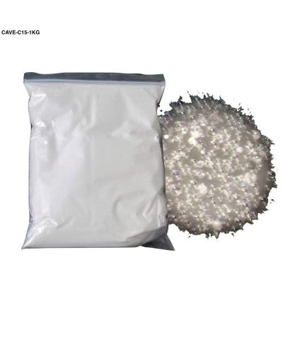 Microsfere cave di vetro borosilicato 200g / litro 02 - 120µm - 1Kg