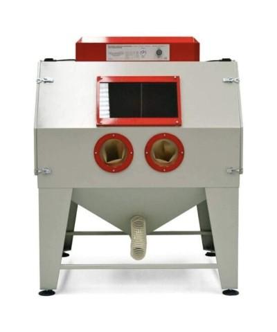Vacuum cabin for Sandblasting - Shot peening - Sanding - PAL-4D LordsWorld - Sabbiatrici E Accessori - 1