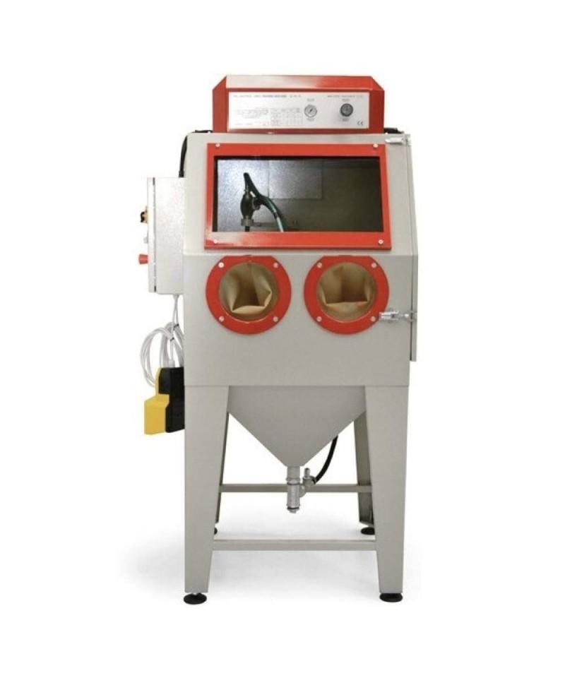Vacuum cabin for Sandblasting - Shot peening - Sanding - PAL-1D LordsWorld - Sabbiatrici E Accessori - 1