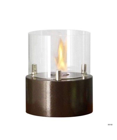 Home table heating - fireplace - Moka - Giotto candle - 00143 GMR TRADING - 1