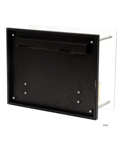 00132 Calentador de pared - Negro - Fuchs Junior GMR TRADING - 3