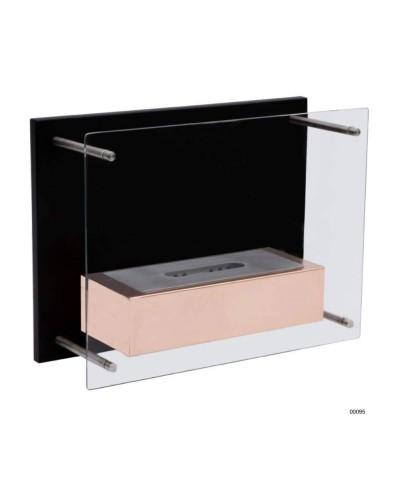 Riscaldamento - caminetto a parete - Rosé - Fuchs Junior - 00095 GMR TRADING - 2
