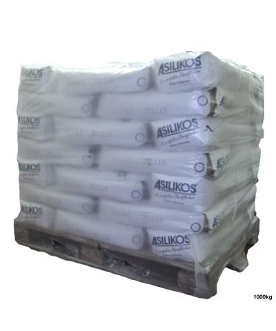 Abrasive sand for sandblasting 0,2 - 1,0Mm ASILIKOS Copper slag 1000Kg Asilikos - 1