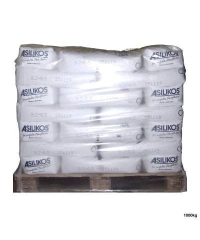 Strahlmittel zum Sandstrahlen 0,2-1,0mm ASILIKOS Kupferschlacke 1000kg Asilikos - 2
