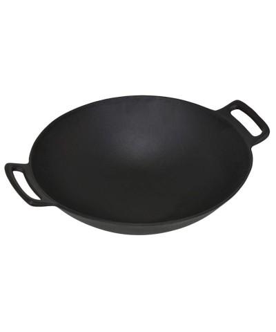 Cast iron wok - Barbecue accessories
