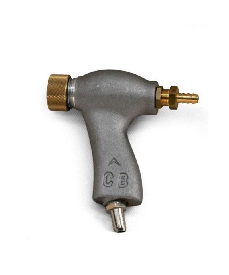 Manuelle Sandstrahl- und Kugelstrahlpistole mit Injektor - PI1 LordsWorld - Sabbiatrici E Accessori - 1