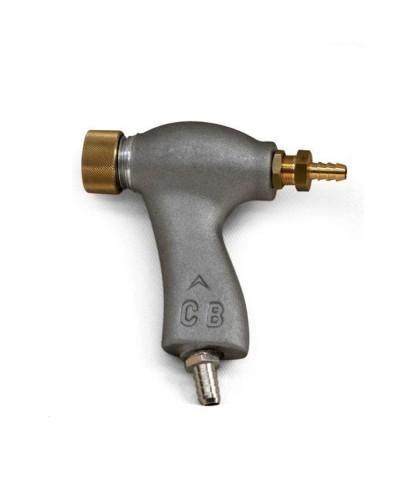 Pistola manuale per sabbiatura e pallinatura con iniettore - PI1