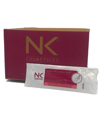 Manicure gloves - pack of 70 pieces - Nk Cosmetics Nk Cosmetics - 1