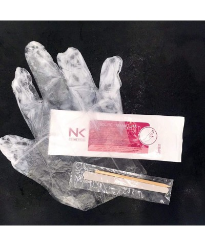 Manicure gloves - pack of 70 pieces - Nk Cosmetics Nk Cosmetics - 2