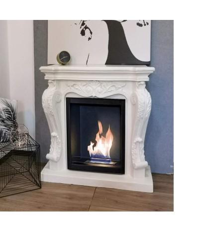 Heating - Bioethanol Fireplace - White Empire 00262 GMR TRADING - 1