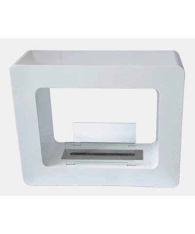 Heating - Electric Fireplace - Tikal White 00134